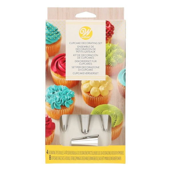 Wilton Cupcake Decorations Set/12