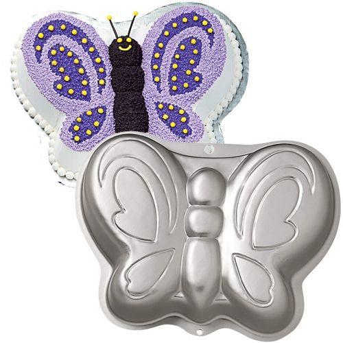 Tortenkleid Schmetterling Backform