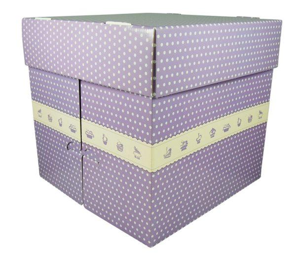 Tortenkleid Tortenbox