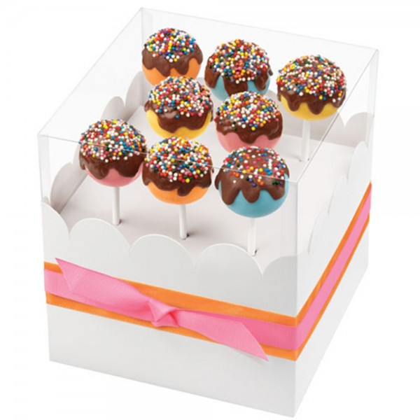 Wilton Cakepop Box