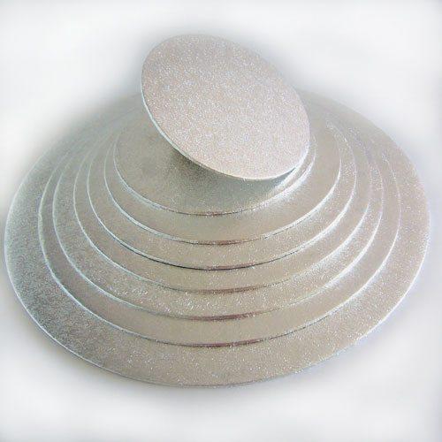 Cake Board rund Ø25cm/4mm 1 Stück