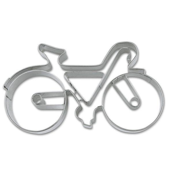 Städter Ausstechform Fahrrad