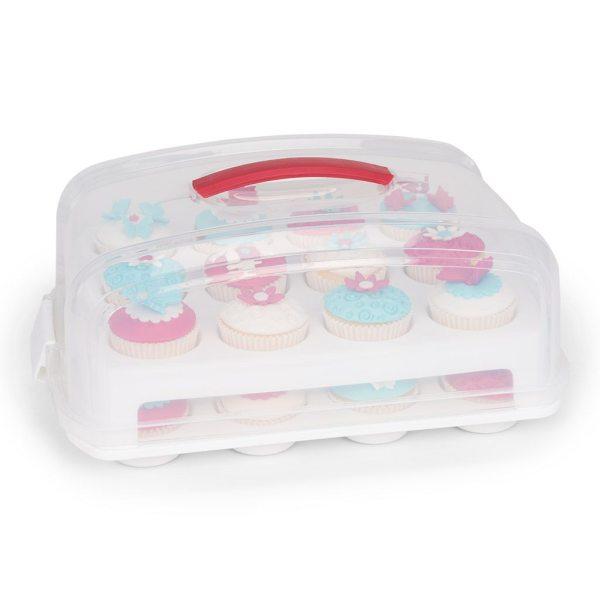 Patisse Cupcake Aufbewahrungsbox 39cm