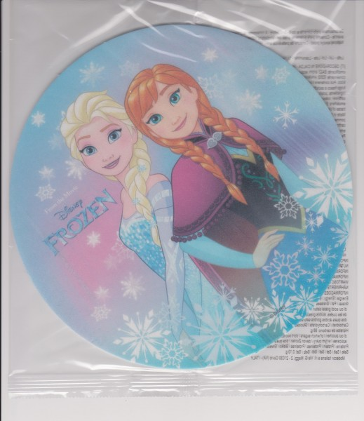 Disney Wafer Sheet - Frozen 1