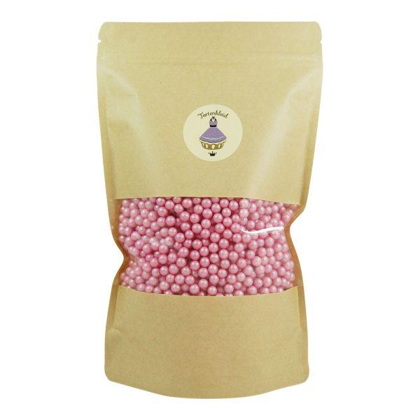Zuckerperlen 7mm Pink 1kg