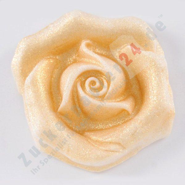 """Tortenkleid """"Dekoration"""" Pump Glitzer Gold 10 g"""