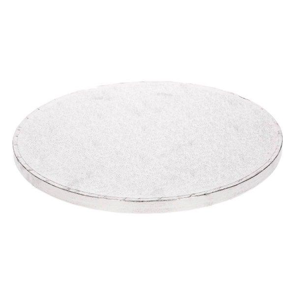 Tortenplatten rund Silber 50cm/12mm / 1 Stück