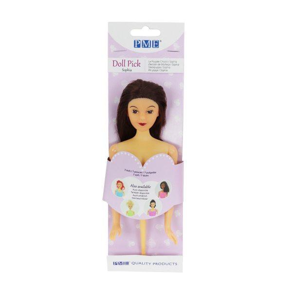 PME Teen Doll Pick brünette