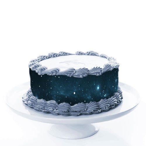 Tortenband Weltall 2