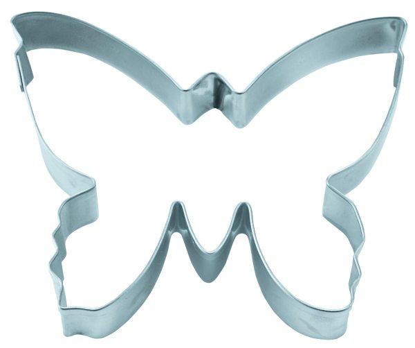 Städter Schmetterling, Ausstechform 7,0 cm