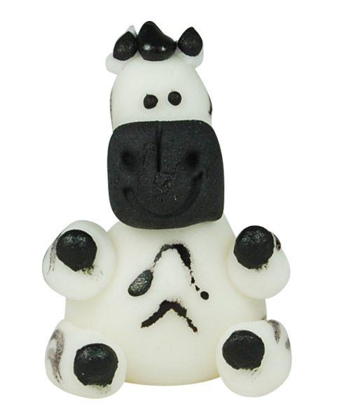 3D Zucker Figur Afrika -  Zebra 1 Stück