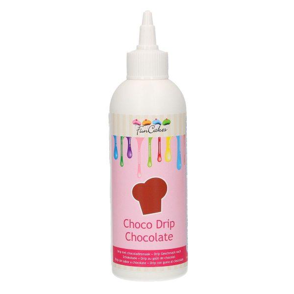 FunCakes Choco Drip Schokolade 180ml