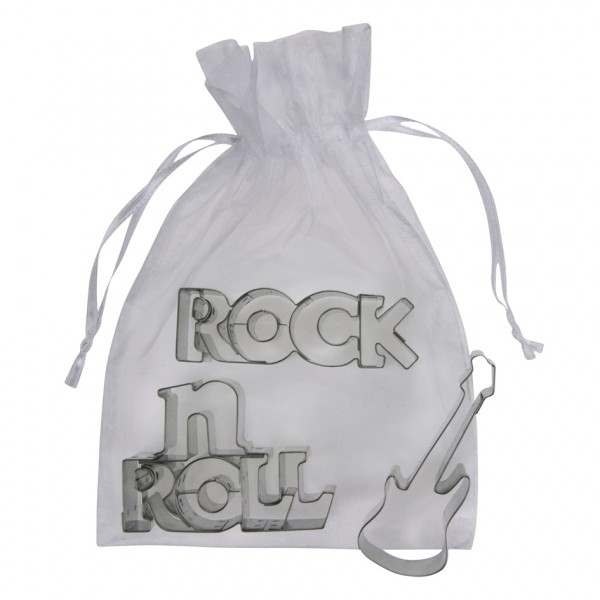 """Städter Ausstecher Set """"Rock`n`Roll"""""""
