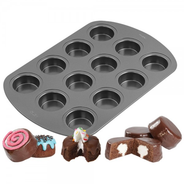 Wilton Mini Cake Pan Spool Cakes