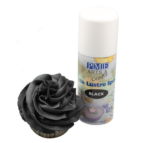 PME Lustre Spray BLACK 100ml