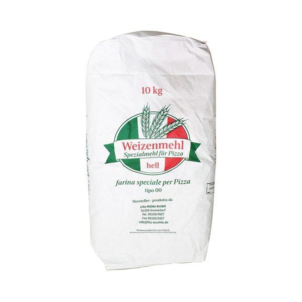 Spezialmehl für Pizza - Farina Speziale per Pizza Tippo 00 - 10kg
