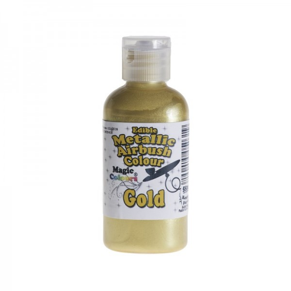 Magic Colours Airbrushfarbe Gold 55ml