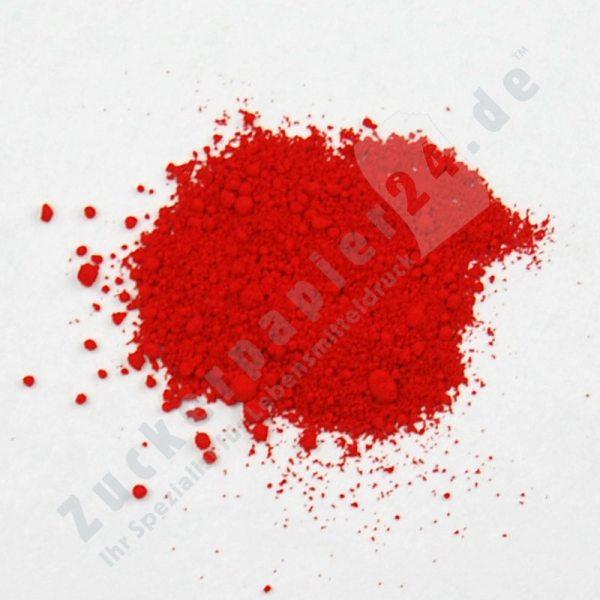 Tortenkleid Puderfarbe Rot 5g
