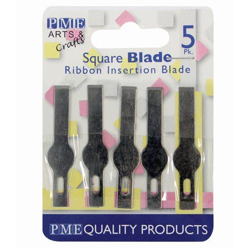 PME Modellier Werkzeug, Klingen für Messer 5 Stück