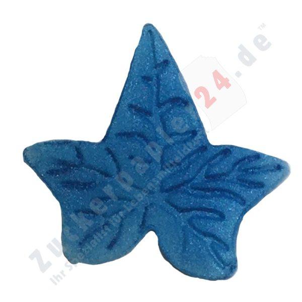 Tortenkleid Puderfarbe Seidenglanz Kobalt Blau 5g AF