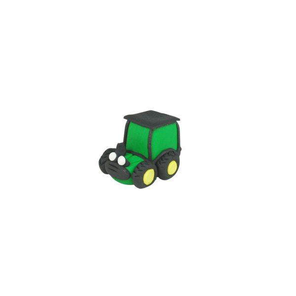 3D Zucker Figur Traktor 1 Stück