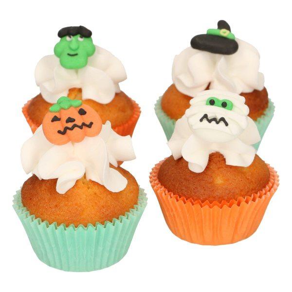 Funcakes Zucker Dekoration Halloween 8 Stück