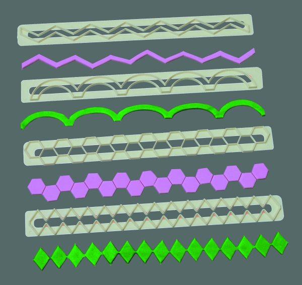 FMM Geometric Edging Set