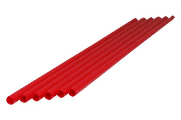 Poly Dowels® - Tortenstützen - in Rot, Kunststoff, 1 Stück