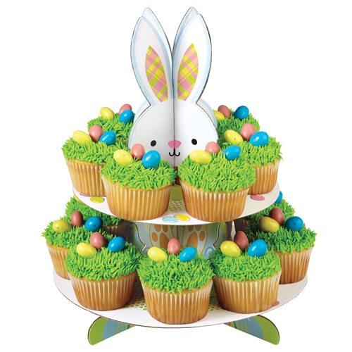 Wilton Cupcake Ständer Easter Hop & Tweet