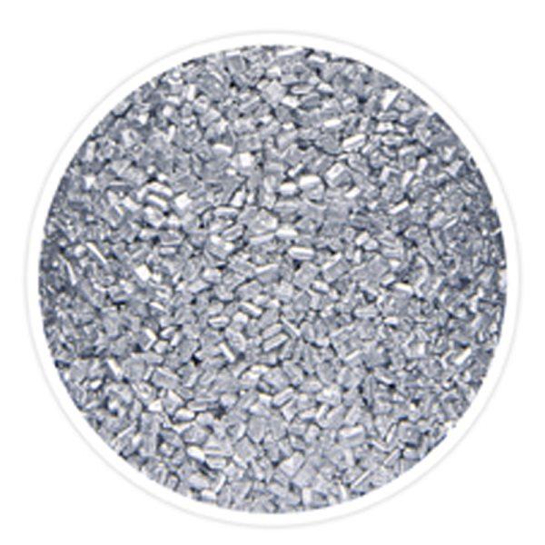 Dekorzucker Glimmer Silber 70g