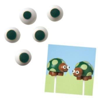 Wilton Candy Eyeballs 1cm pk/56
