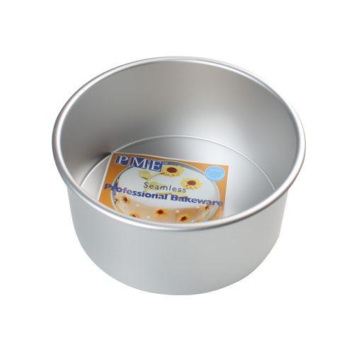 PME Extra tiefe runde Kuchenform Ø 17,5 x 10cm