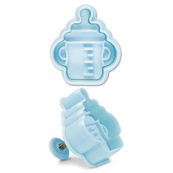 Städter Präge Ausstechform Babyflasche