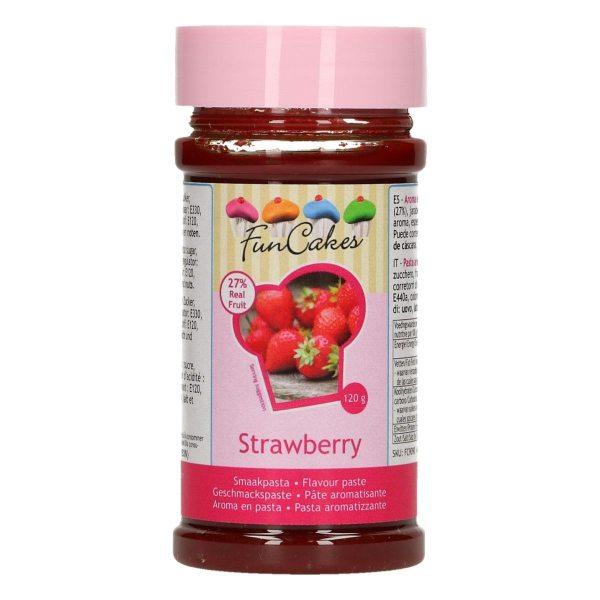 FunCakes Aromastoff - Erdbeere 120g