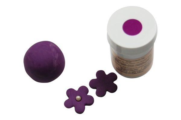 Tortenkleid Pastenfarbe Violet 30g