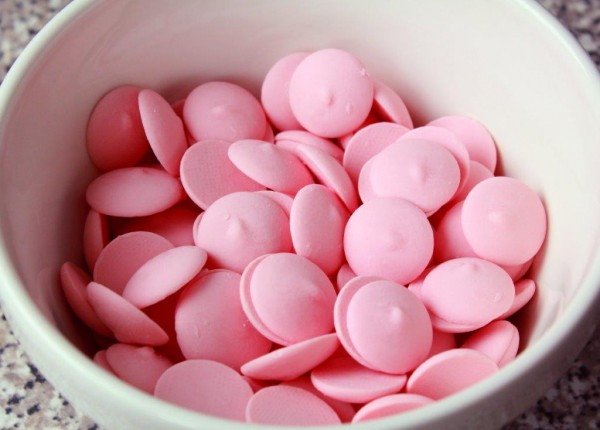 PME Candy Buttons Pink 340g