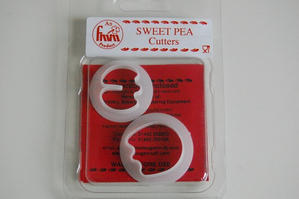 Fmm Sweet Pea Ausstecher Set mit 2 Teilen