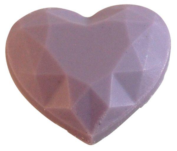 Tortenkleid Kakaobutter Farbe Violet 30g