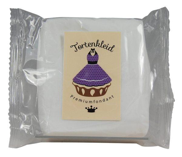 Tortenkleid Rollfondant weiß 2,5KG verpackt zu 5 x 500Gramm