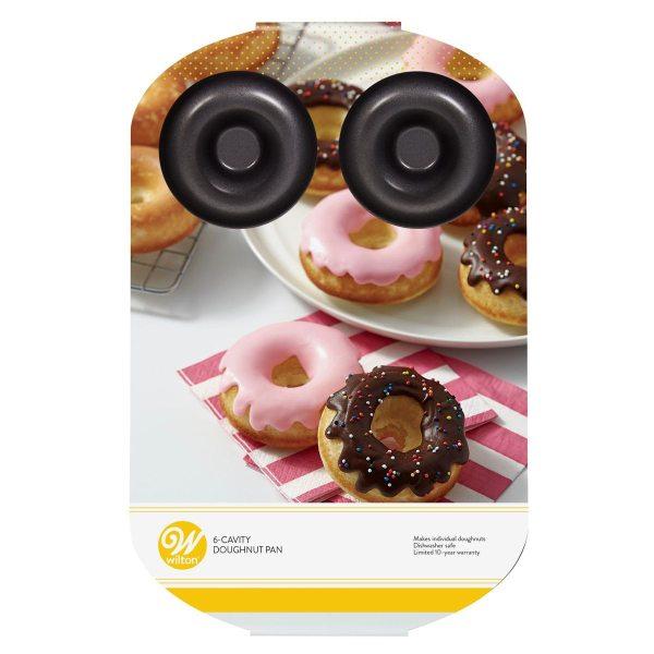 Wilton Donut Form für 6 Stück