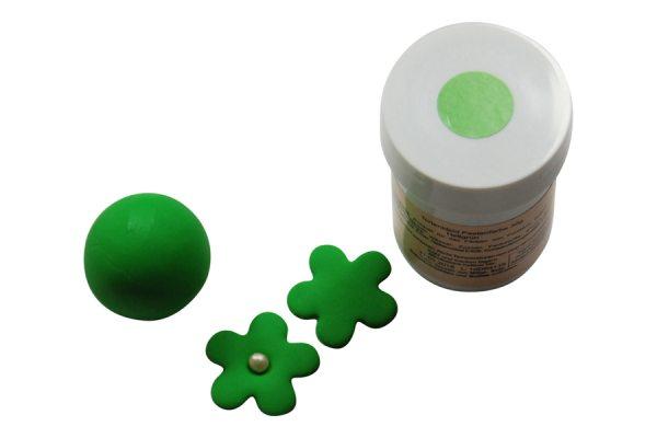 Tortenkleid Pastenfarbe Hellgrün 30g