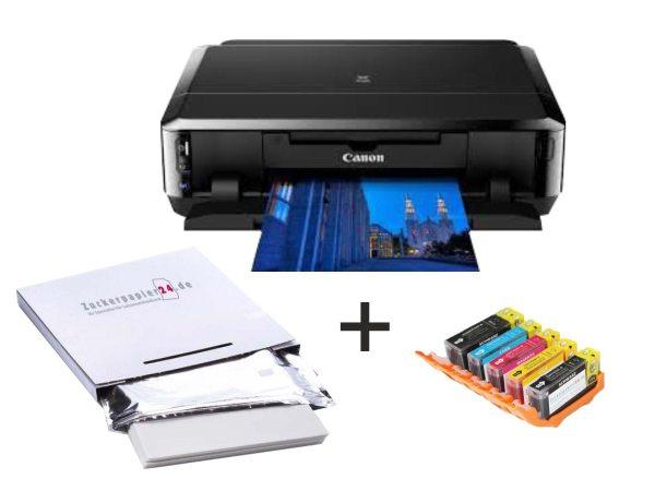 Starter Set IP7250 Lebensmitteldrucker