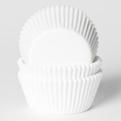 HoM Mini Muffin Backform weiß - 500 Stück