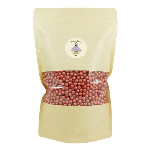 Zuckerperlen 7mm Rot 500g