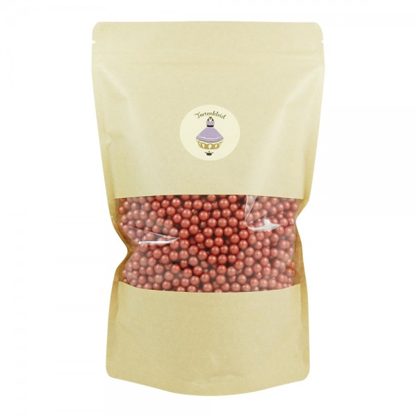 Zuckerperlen 7mm Rot 1kg