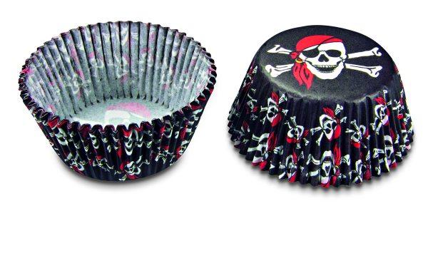 Städter Papierbackform Piraten, maxi, Blister
