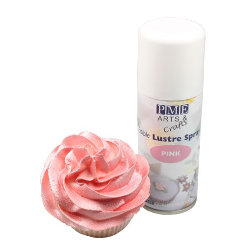 PME Lustre Spray PINK 100ml