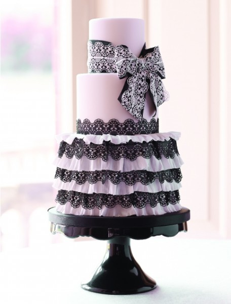 Zoe Clark - Elegant Lace Cakes