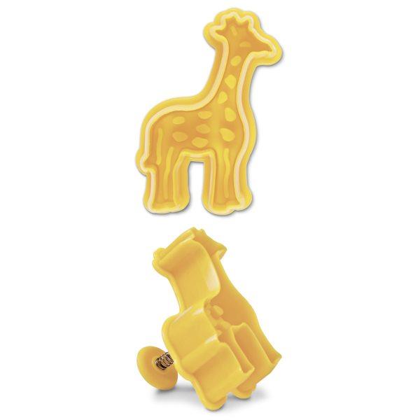 Städter Präge Ausstechform Giraffe