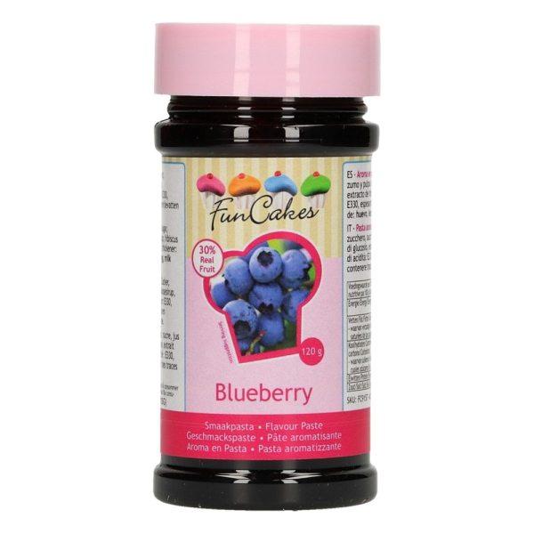 FunCakes Aromastoff - Blaubeeren 120g